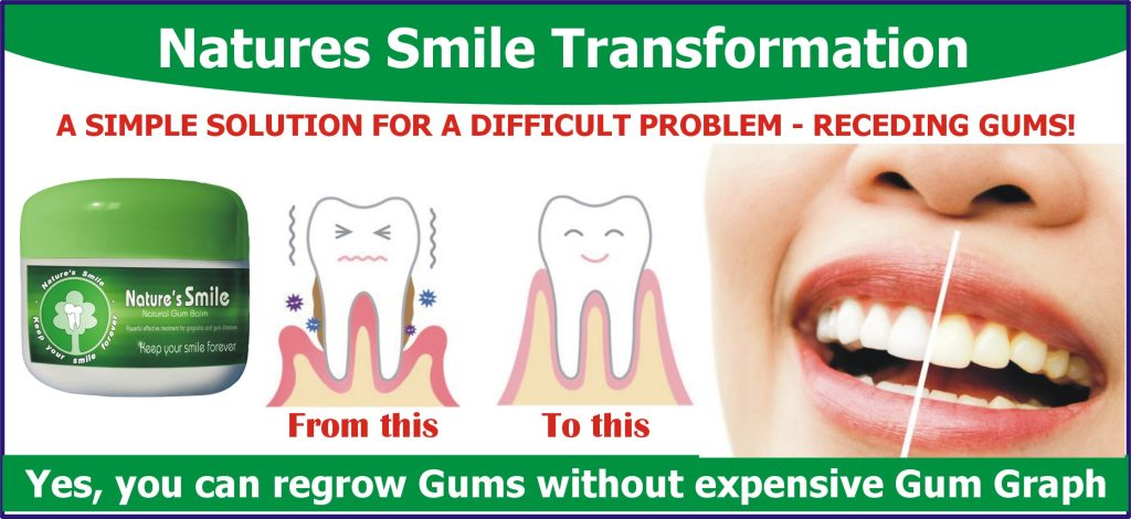 Stop And Reverse Receding Gums From Getting Worse