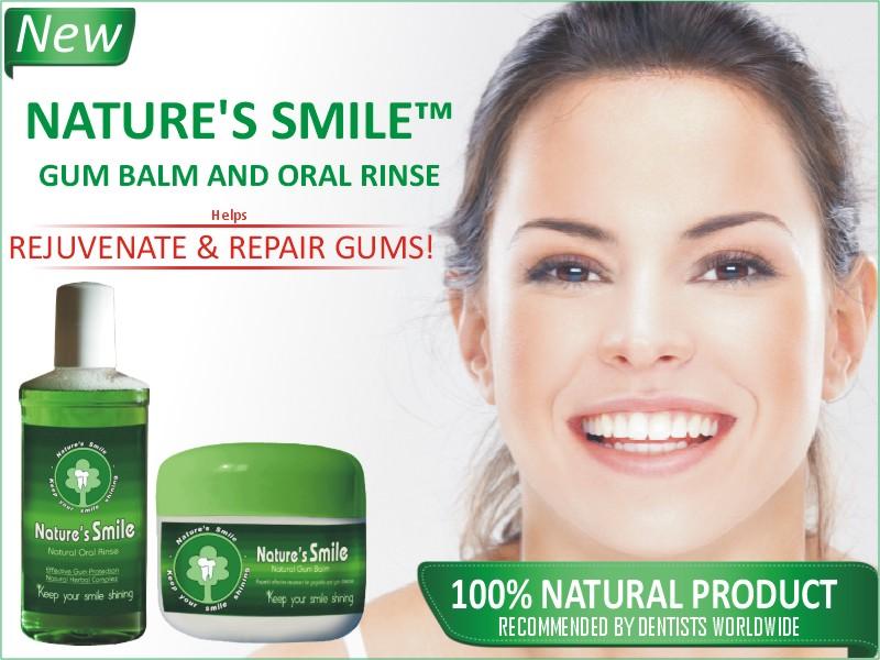 Nature's Smile™ Gum Balm